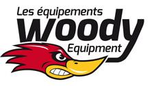 Les équipements Woody Logo